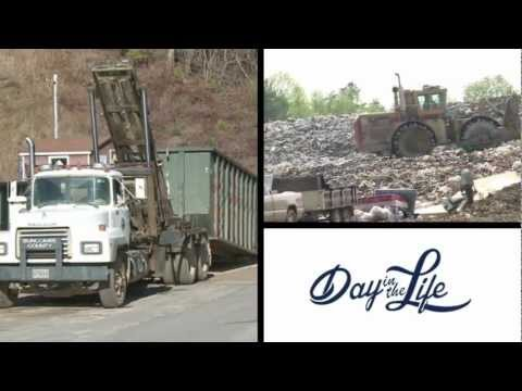 landfill - Normally when you think of the Landfill, you probably think of just a place where trash is buried. However, the Buncombe County Solid Waste Department has ma...