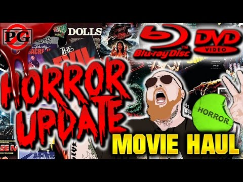 Horror Blu-Ray/DVD Haul (#4)