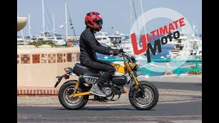 3. 2019 Honda Monkey First Ride Review | Ultimate Motorcycling