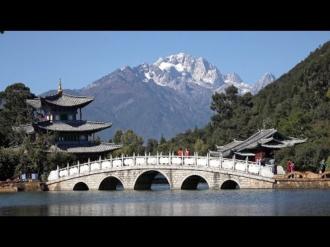 Witness The Amazing Old Town of Lijiang in 4k
