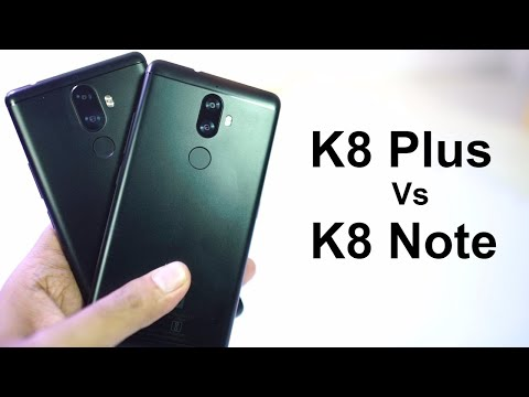 Lenovo K8 Plus vs Lenovo K8 Note Speed test and Memory Management Test