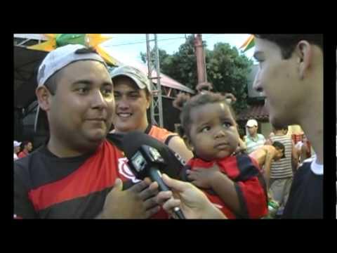 Carnaval Campina Verde 2010 - Part 03 Depoimentos