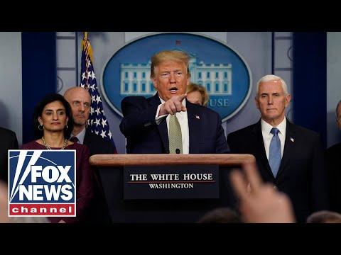 Trump, Coronavirus Task Force hold White House press briefing   4/6/20