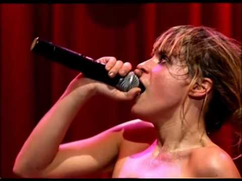 Leticia Bredice video No love no sex - CM 2004