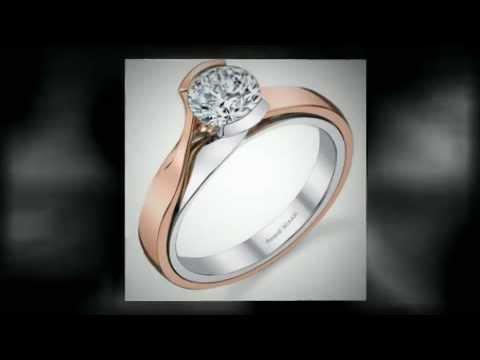 Unique Diamonds and Gemstones rings