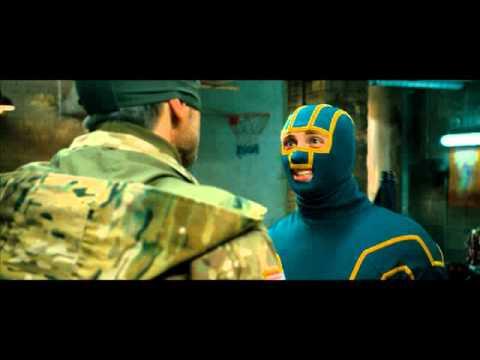Kick-Ass 2 - TV spot - Real Heroes
