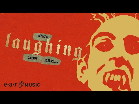 """Hollywood Vampires - WHO'S LAUGHING NOW - Official Lyric Video from the album """"Rise"""""""