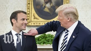 Video Trump's most awkward moments of 2018 MP3, 3GP, MP4, WEBM, AVI, FLV Februari 2019