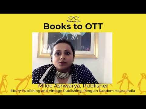 Books to OTT | Penguin | Decoding Publishing | Milee Ashwarya