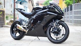 6. Yamaha R6 2012 Black Series,Euro Spec,Full Spec,Full Acc,99%istimewa