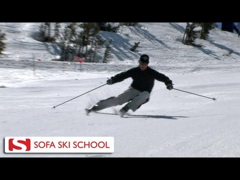 Carving - Ski Lesson