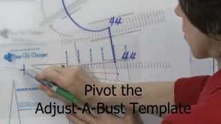 Tutorial: Adjust-A-Bust Template Flexibility - How It Works With Sure-Fit Designs™