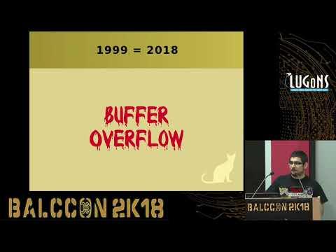 BalCCon2k18 - Hetti - Security Safari