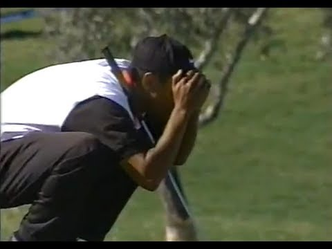 3/6 Tiger Woods First Win Las Vegas 1996