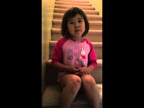 WATCH:  BRILLIANT advice about divorse ...from a Little Girl