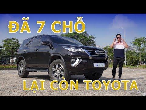 Đánh giá xe 7 chỗ máy dầu Toyota Fortuner 2019 tại Việt Nam có nên mua hay không? @ vcloz.com