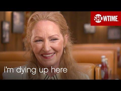 Melissa Leo on Goldie Herschlag   I'm Dying Up Here   Season 2