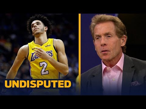Should the Lakers already regret drafting Lonzo Ball?  UNDISPUTED
