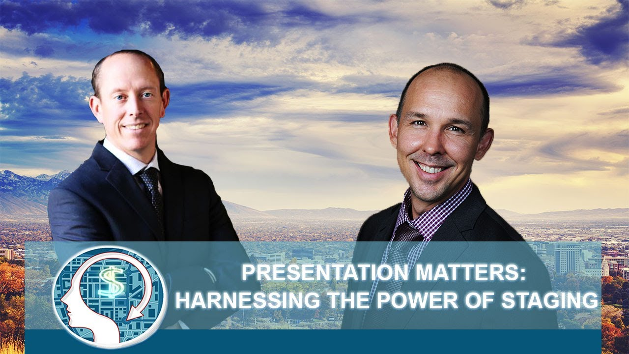 Presentation Matters: Harnessing the Power of Staging