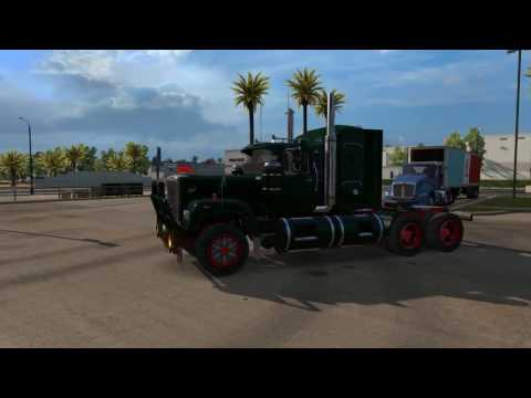 ETS 2 Mack Superliner-V8 v3.0 1.25.x - 1.26.3.4s