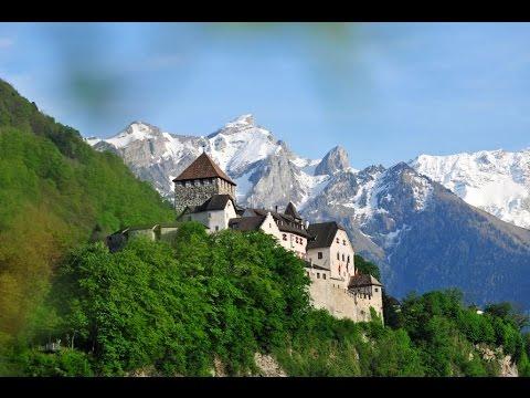 Das Fürstentum Liechtenstein - zwischen der Schweiz u ...