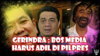 Video Gerindra Panik Dengan Kekuatan Pemilik Media Yang Berada di Koalisi Jokowi MP3, 3GP, MP4, WEBM, AVI, FLV Agustus 2018