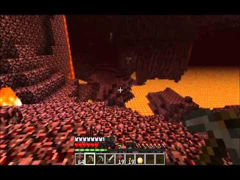 Minecraft: L.P. Ep 25: Time to Find a Blaze Spawner (Part 1)