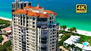 Naples (FL) United States  city pictures gallery : NAPLES, Florida - from Above & More [4K Ultra HD]
