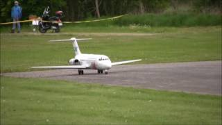 Video Aviones Remotos MD 80/81/82  y DC-9 en Escala. MP3, 3GP, MP4, WEBM, AVI, FLV Juni 2018