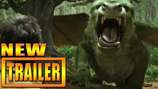 Pete's Dragon Trailer by Clevver Movies