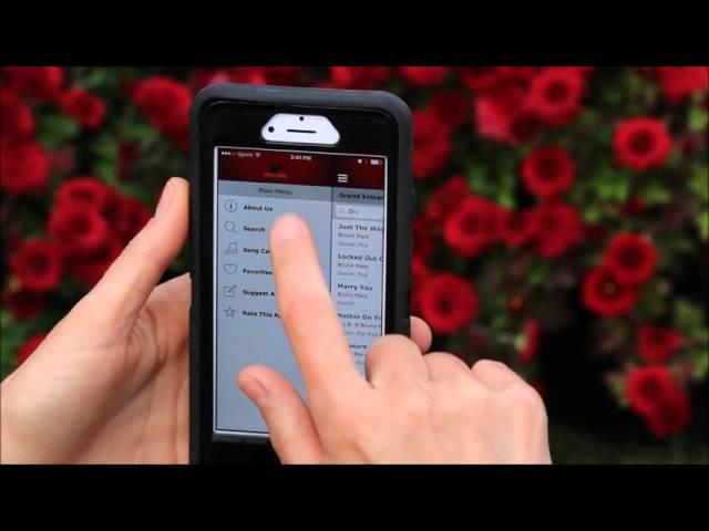 Wedding Songs Planner App