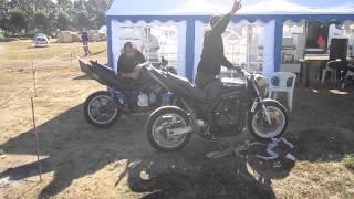 Rupture de l'enfer au mans 2012 - YouTube