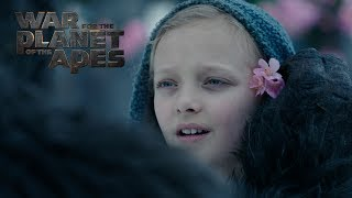 VIDEO: WAR FOR THE PLANET OF THE APES – Meeting Nova Trailer