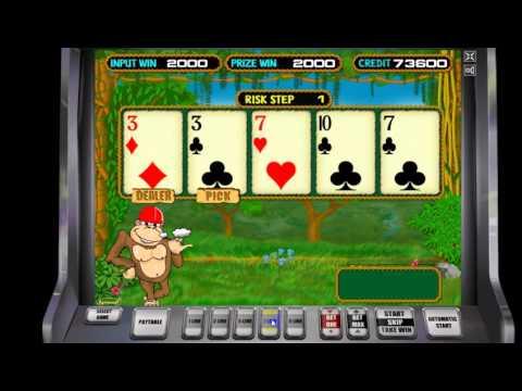 Игровой автомат пробки играть бесплатно и без регистрации обезьянки