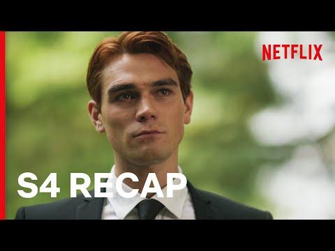 Riverdale | Season 4 Official Recap | Netflix
