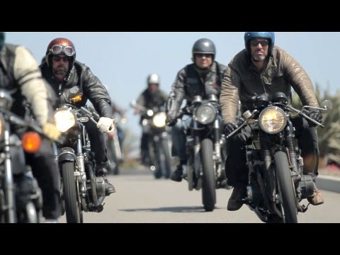 cafe - On this episode of The Downshift, we take a look at the stylish world of Cafe Racers and the vintage motorcycles they love. The Downshift appears every Tuesd...