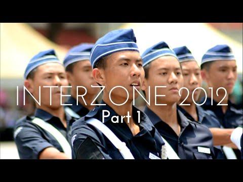Inter-Zone (Kuala Lumpur) Drill Competition 2012-Boys' Brigade Team from SMK Taman Desa(Part1)