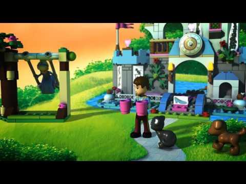 Конструктор Золушка на балу в королевском замке - LEGO DISNEY PRINCESS - фото № 7