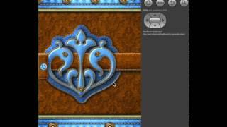 TSF Shell Blue Denim & Leather YouTube video