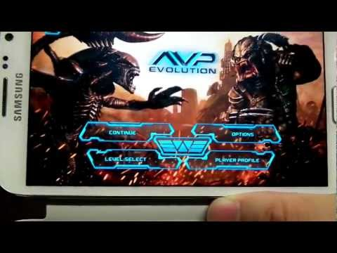 avp evolution android free download