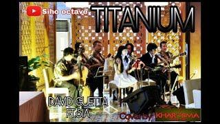 Titanium Keroncong Version Cover By Kharisma Keroncong