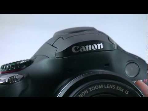 Test aparatu Canon PowerShot SX40 HS