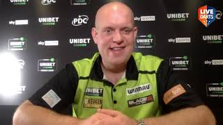 "Michael van Gerwen: ""There are some players who give no energy and in my opinion are boring"""