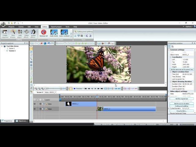 vsdc free video editor tutorial pdf download