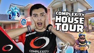 compLexity Clash Royale House Tour w/ Adrian Piedra!
