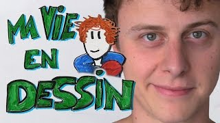 NORMAN - MA VIE EN DESSIN - YouTube