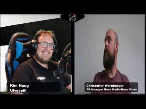 Ulvespill Intervjuer - PR Manager Koch Media/Deep Silver