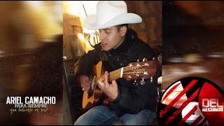 Ya Lo Supere  Ariel Camacho En Vivo  DEL Records