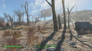 Fallout 4: Walking Across The World