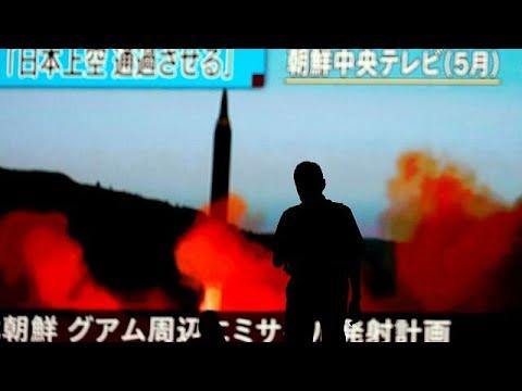 Η Βόρεια Κορέα ετοιμάζει σχέδιο εκτόξευσης πυραύλων εναντίον της νήσου Γκουάμ